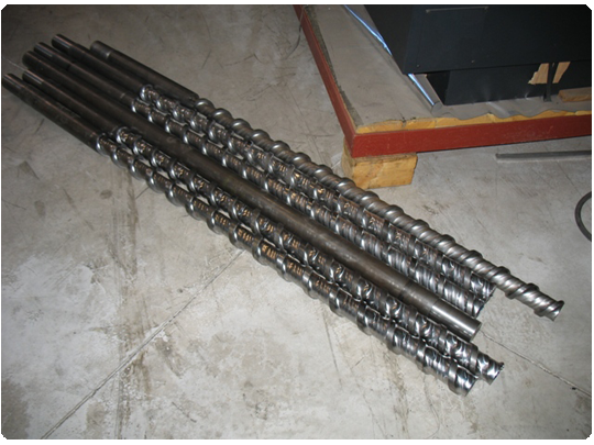Feedscrews